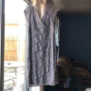 Scarlett size 12 seguin dress